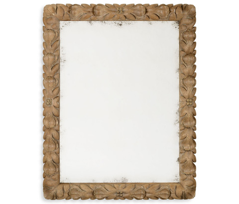 Jonathan Charles - Wrenbury Rectangular Mirror - 530062