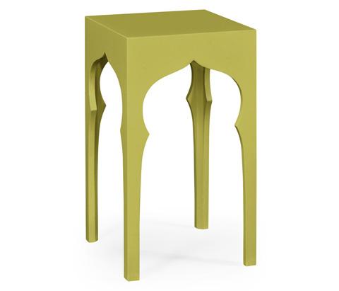 Jonathan Charles - Square Lamp Table - 495373-C3