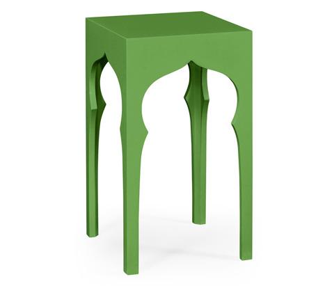 Jonathan Charles - Square Lamp Table - 495373-C5