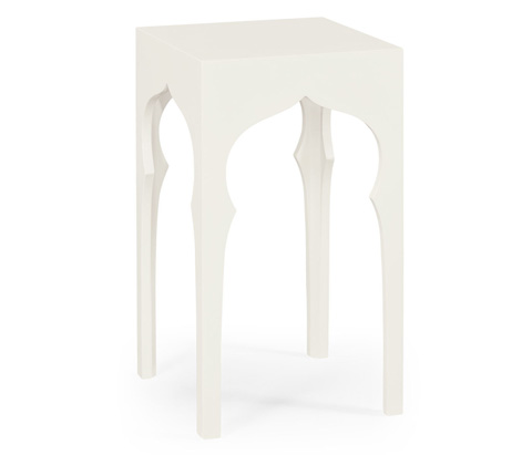 Jonathan Charles - Square Lamp Table - 495373-C8