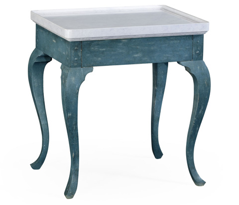 Jonathan Charles - Hemsley End Table - 530033-DB
