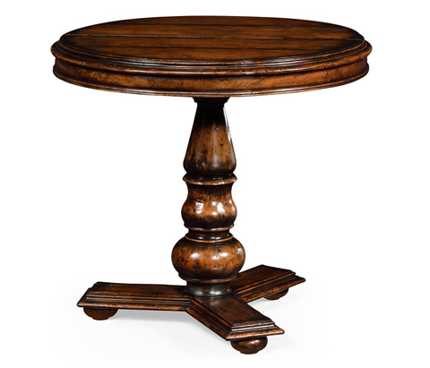 Jonathan Charles - Centre Table in Rustic Walnut - 495402-RWL