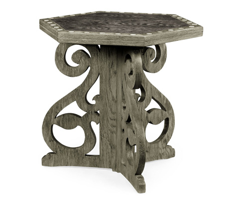 Jonathan Charles - Collamore Accent Table - 530114