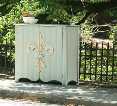 Justin Camlin - The Big Easy Console Cabinet - JC410