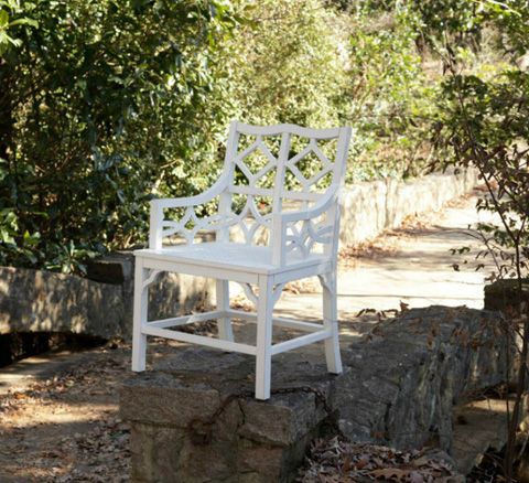 Justin Camlin - River Bend Arm Chair - JC603