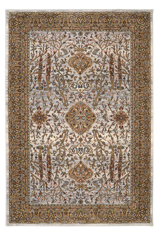 Karastan - Carthage Cream Rectangle 5' 3