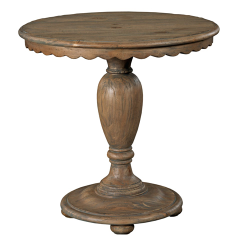 Kincaid Furniture - Weatherford Accent Table in Heather - 76-020