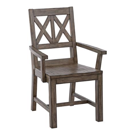 Kincaid Furniture - Wood Arm Chair - 59-062