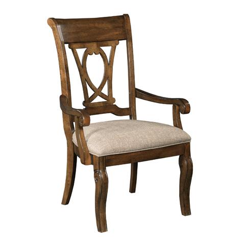 Kincaid Furniture - Harp Back Arm Chair - 95-062