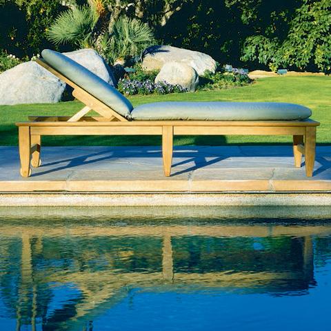 Kingsley-Bate - Amalfi Poolside Chaise - AM70