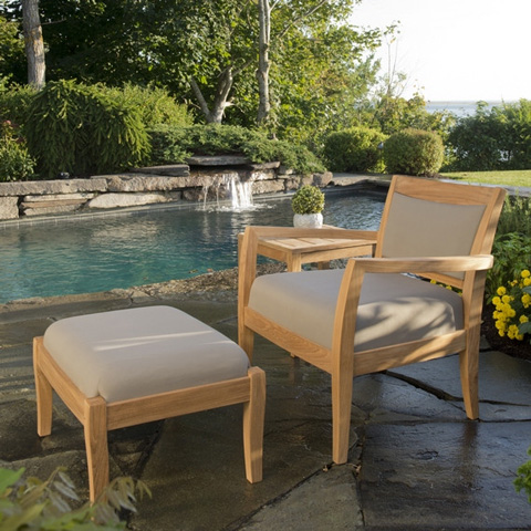 Kingsley-Bate - Sonoma Club Chair - SN25