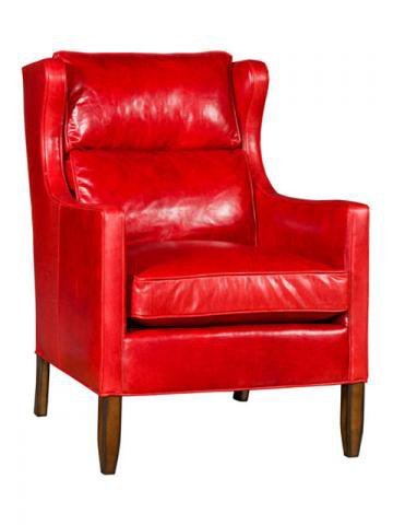 King Hickory - Elena Leather Chair - C13-01-L