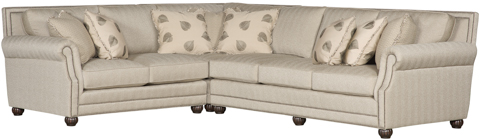 King Hickory - Julianna Sectional Sofa - 3000SECT