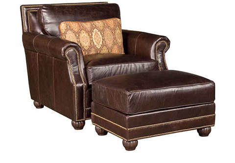 King Hickory - Julianna Leather Chair - 3001-L