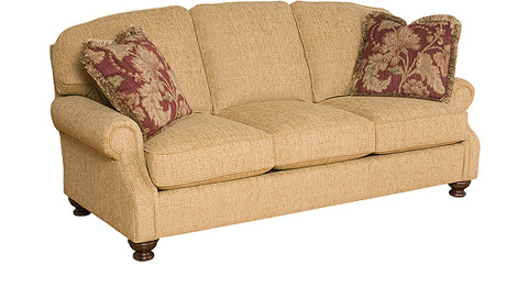 King Hickory - Bailey Fabric Sofa - 4350