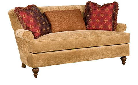 King Hickory - Cuddle Settee - 5100