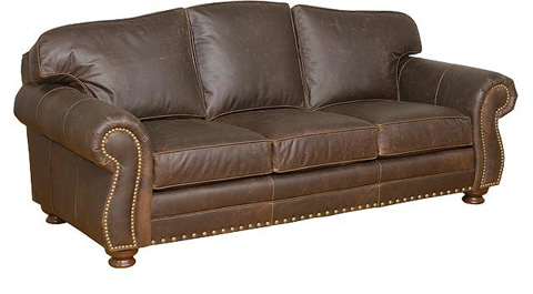King Hickory - Helen Leather Sofa - 56150-L