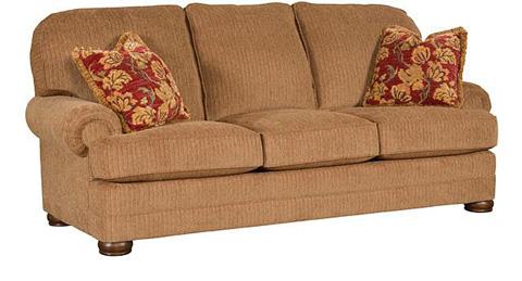 King Hickory - Edward Fabric Sofa - 8200