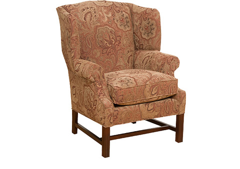 King Hickory - Traditions Wingback Chair - 0411