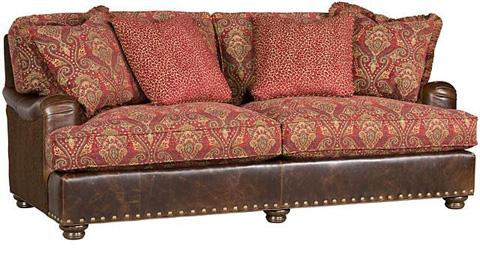 King Hickory - Henson Fabric Sofa - 6000