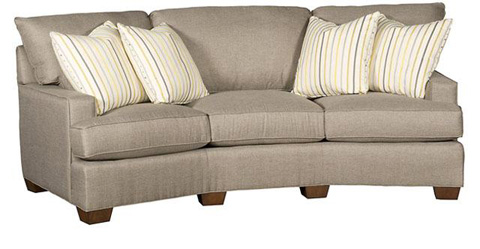 King Hickory - Henson Conversation Sofa - 6065