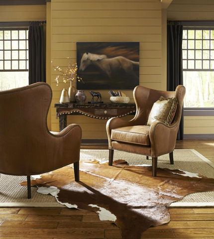 King Hickory - Marlin Chair - W35-01