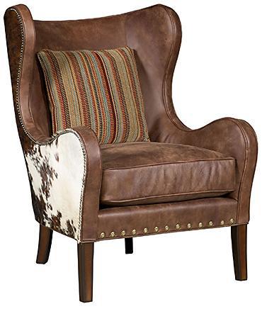 King Hickory - Marlin Chair - W35-01-LF