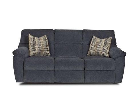 Klaussner Home Furnishings - Odessa Reclining Sofa - 14503 RS