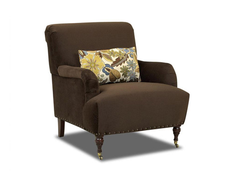 Klaussner Home Furnishings - Dapper Chair - 2010 C