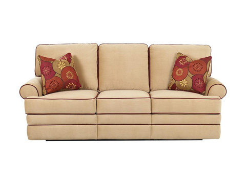 Klaussner Home Furnishings - Belleview Reclining Sofa - 21303 RS