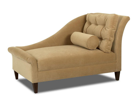 Klaussner Home Furnishings - Lincoln Chaise Lounge - 270L CHASE