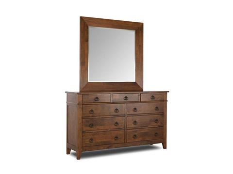 Klaussner Home Furnishings - Dresser - 340-650 DRES