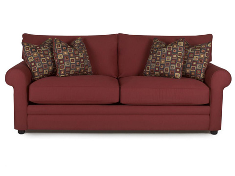 Klaussner Home Furnishings - Comfy Sofa - 36300 S