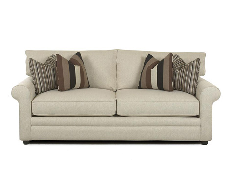 Klaussner Home Furnishings - Comfy Sofa - 36330 S