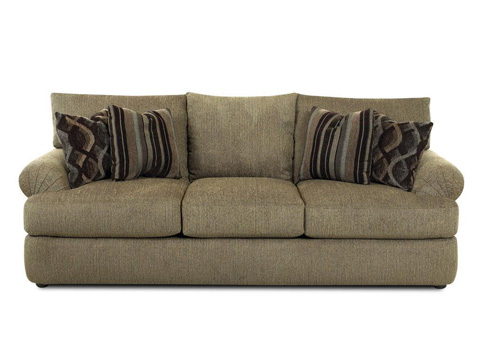 Klaussner Home Furnishings - Samantha Sofa - 36840 S