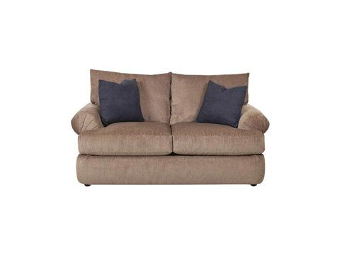 Klaussner Home Furnishings - Samantha Loveseat - 36840L S