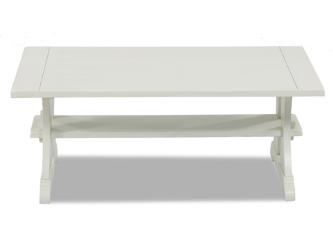 Klaussner Home Furnishings - Cocktail Table - 377-819 CTBL