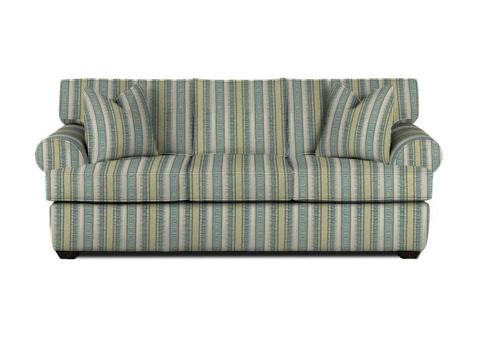 Klaussner Home Furnishings - Lady Sofa - 73870 S