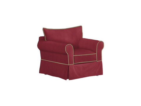 Klaussner Home Furnishings - Jenny Chair - D16700 C