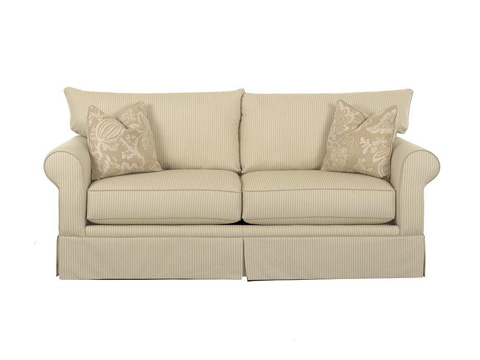 Klaussner Home Furnishings - Jenny Sofa - D16700 S