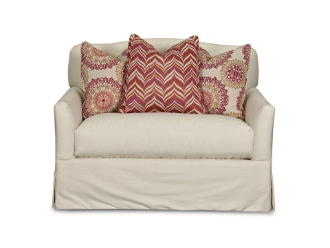 Klaussner Home Furnishings - Lindsey Chair - D31200 C