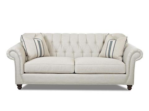 Klaussner Home Furnishings - Flynn Sofa - D90910P S