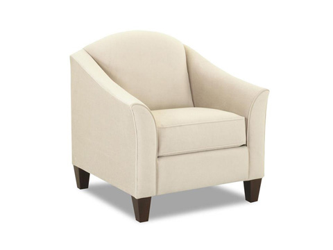 Klaussner Home Furnishings - Lucy Occasional Chair - K1400 OC