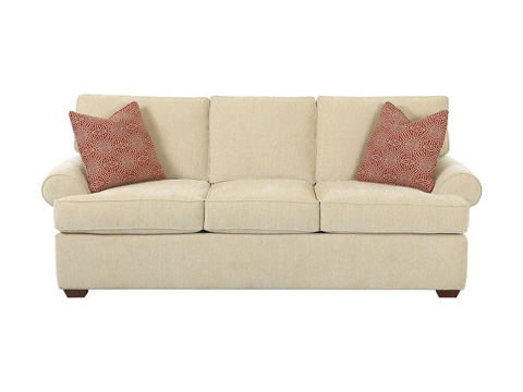 Klaussner Home Furnishings - Troupe Sofa - K51360 S