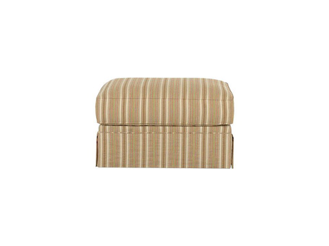 Klaussner Home Furnishings - Grove Park Ottoman - K7000 OTTO
