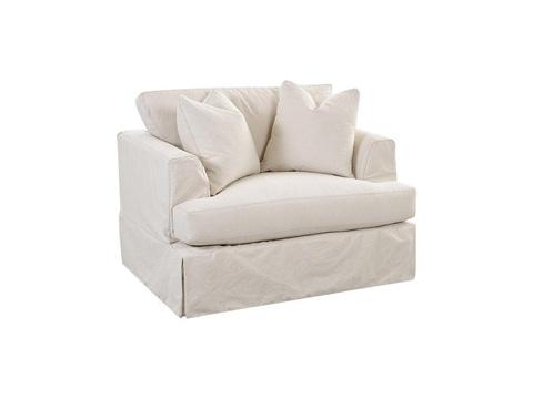 Klaussner Home Furnishings - Bentley Chair - D92100M C