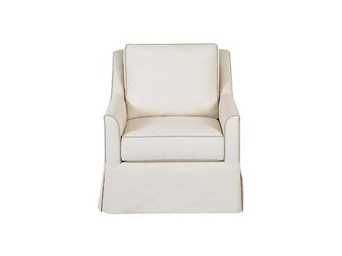 Klaussner Home Furnishings - Leah Chair - K97200M SWVL