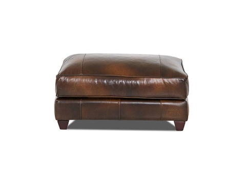 Klaussner Home Furnishings - Carolina Preserves Ottoman - LD45210 OTTO
