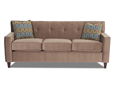 Klaussner Home Furnishings - Staten Sofa - K86400 S