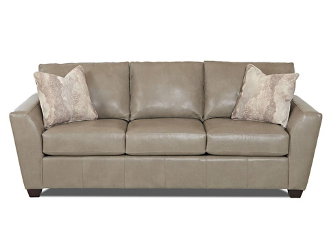 Klaussner Home Furnishings - Kent Sofa - LT75600AP S